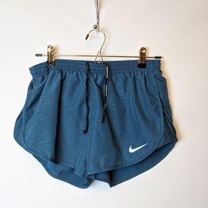 Nike athletic shorts running sports fitness